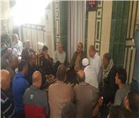 جولة لرئيس مدينة العريش بأحياء العاصمة