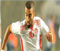 الدقيقة 14| «السليتي» يتقدم لتونس بالهدف الأول في مرمى مصر «فيديو»