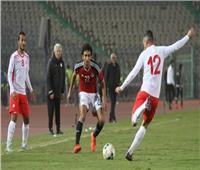 الدقيقة 20| تقدم تونسي بهدف.. وضغط مصري لإحراز التعادل