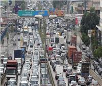 توقف حركة المرور في بيروت بسبب استعدادات الجيش لإقامة عرض عسكري