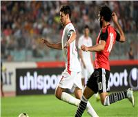 «فيديو»| باهر المحمدي يتقدم لمنتخب مصر بالهدف الثاني في مرمى تونس