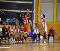 مصر تفوز ببرونزية السلة العربية