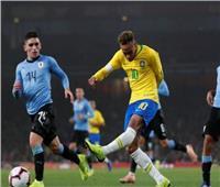 شاهد| نيمار يقود البرازيل لفوز صعب على أوروجواي