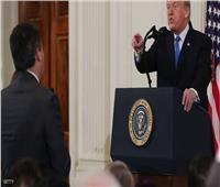 بعد إعادته بأمر القضاء..ترامب «يتوعد» مراسل الـCNN