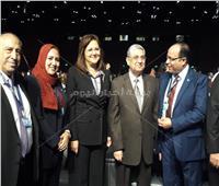 6 وزراء يصلون إلى قاعة المؤتمرات لافتتاح مؤتمرالتنوع البيولوجي