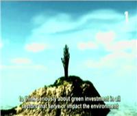 بالفيديو| السيسي يشاهد فيلما تسجيليا بعنوان «سيمفونية الحياة»