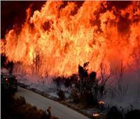 البحث عن 1000 مفقود في أسوأ حريق غابات بولاية كاليفورنيا الأمريكية