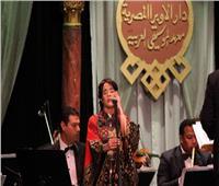 وهابيات على مسرح معهد الموسيقي العربية
