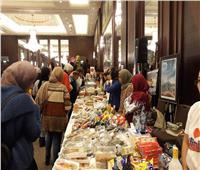 افتتاح السوق الخيري لزوجات الدبلوماسيين الآسيويين