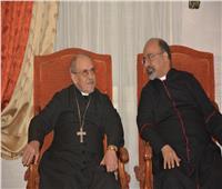 بطريرك الأقباط الكاثوليك في زيارة رعوية بسوهاج