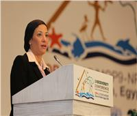وزيرة البيئة: الجميع أعلن دعمهلمصر لنجاح مؤتمر التنوع البيولوجي