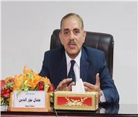 محافظ أسيوط يهنىء الرئيس السيسي والشعب بذكرى المولد النبوي