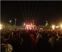عبد القادر نائبًا عن وزير الرياضة فى احتفالية ١٥ عام على تأسيس وادي دجلة
