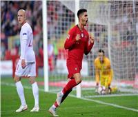 البرتغال أول المتأهلين للمربع الذهبي لدوري الأمم الأوروبية