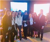 خاص| أطفال عرض افتتاح «التنوع البيولوجي»:سعداء بالوقوف أمام الرئيس السيسي