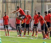 اللاعبون الدوليون ينتظمون في مران الأهلي