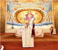 البابا تواضروس: تدشين الكاتدرائية حدث تاريخي في حياة كل من شارك فيه