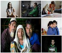 حكايات| «وطن وألوان».. كيف اختلفت أحلام اللاجئين الكبار والصغار؟