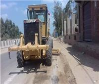 محافظ الشرقية: الانتهاء من مشروع طريق كفر صقر السنبلاوين الدائري