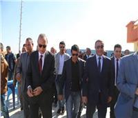 وزير الرياضة يفتتح المقر الجديد لنادي نقادة الرياضي بقنا