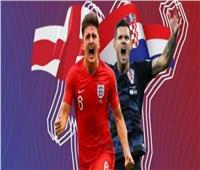 ننشر تشكيل منتخبي إنجلترا وكرواتيافي دوري الأمم الأوروبية