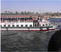محافظ أسيوط يشارك جمعيات ذوي الإعاقة رحلتهم النيلية