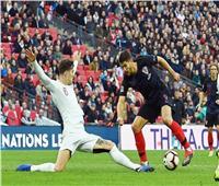 """بالفيديو.. """"إنجلترا"""" تصل إلى قبل نهائي دوري الأمم الأوربية"""