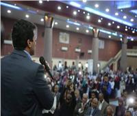 وزير الشباب والرياضة: ندعم الموهوبين لخدمة المجتمع وتحقيق أهداف التنمية