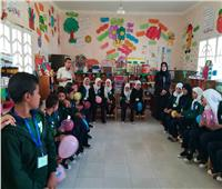 المدارس المجتمعية للمتسربين.. التعليم مقابل «حصص تموينية»