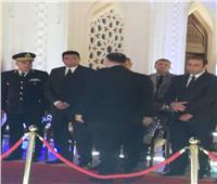 مساعد وزير الداخلية السابق لـ«شرطة المتخصصة» يؤدي العزاء في «النعماني»