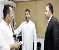 الطبيب الحاصل على جائزة «أفضل قصة نجاح»: مليون و200 ألف مصري مصابون بالعمى