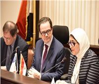 «مصنع مشتقات الدم» يتصدر لقاء وزيرة الصحة والسفير الفرنسي