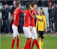 «ريمونتادا» تاريخية تضع سويسرا في المربع الذهبي لدوري الأمم على حساب بلجيكا