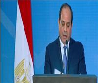 فيديو| السيسي: نستطيع إعادة مكانة مصر الثقافية لتكون نهضة للإنسانية