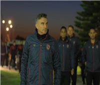 «كارتيرون» يعلن قائمة لاعبي الأهلي لمواجهة «الوصل» بالبطولة العربية