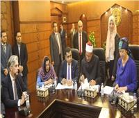 توقيع اتفاق لتمديد بروتوكول التعاون بين «الأزهر» و«الثقافي البريطاني»