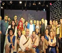 خالد يوسف: «حدث في بلاد السعادة» مسرحية مميزة أدعو الجمهور لمشاهدتها