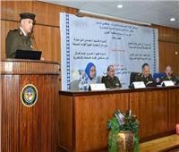 القوات المسلحة تختتم مؤتمر مكافحة العدوىبالإسكندرية