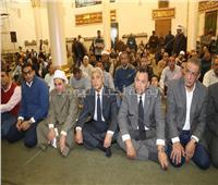 محافظ المنوفية يشهد احتفال «المولد النبوي» بشبين الكوم