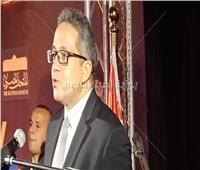 وزير الآثار: تأسيس جمعية أهلية لأصدقاء المتحف المصري
