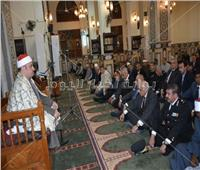 صور الجيزة تحتفل بذكرى المولد النبوي في مسجد المحروسة بالعجوزة