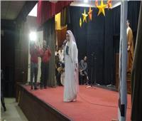 «محمد رسول الحب».. احتفال الشبان المسلمين في بنها بالمولد النبوي