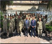 محاضرة لسفير مصر في الأورجواي حول السلام