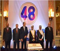 صور| حضور رسمي وشعبي في احتفالية سفارة عُمان بالعيد القومي
