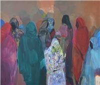 """سفير السودان بالقاهرة يفتتح معرض """"فضاءات لونية"""" للفنان راشد دياب .. السبت"""