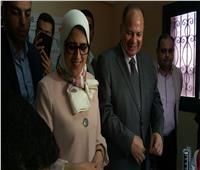 وزيرة الصحة تعلن فحص 10 ملايين مواطن في الحملة القومية لفيروس سى
