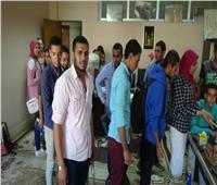 جامعة المنيا تنظم قافلة طبية بقرية «أدمو»