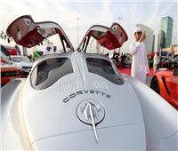 صور| سيارات فريدة بالدورة الرابعة لمهرجان الخليج بدبي