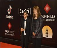 غادة والي تشارك في مهرجان القاهرة السينمائي بصحبة شباب من ذوي الإعاقة
