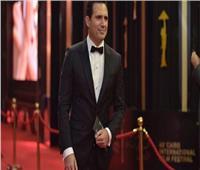 استقبال مميز للفنان ظافر العابدين بمهرجان القاهرة السينمائي